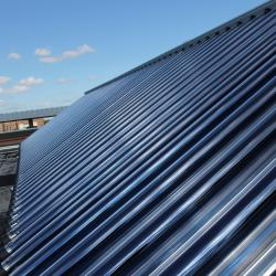 Strike a Chord: Solar Water Heating Comes to Rockaway Firehouses