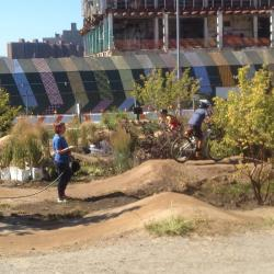 Brooklyn's Only Mountain Bike Track Closes—For Now
