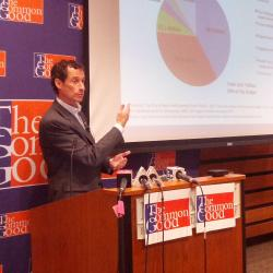 Mayoral Candidate Anthony Weiner Announces His Healthcare Plan
