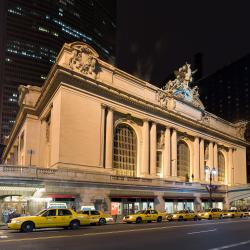 Grand Central Entrance Named After Ex-First Lady
