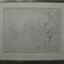 John Lennon Drawings Coming to NYC Gallery