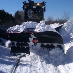Long Island Digs Out from Blizzard that Dumped 2 Feet