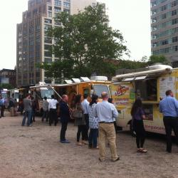 NYC Uses Food Trucks to Bring Summer Meals to Kids
