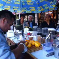 NYC Street Vendors Switch Menus with Onset of Cooler Temps