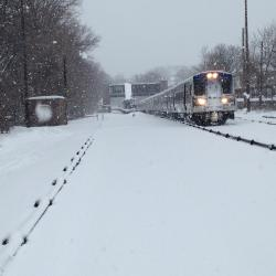 Some Safety Work at Metro-North Train Crossing Never Done