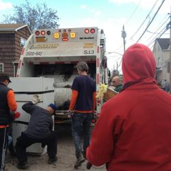 NYC Sanitation Gets $20 Million for Sandy Cleanup