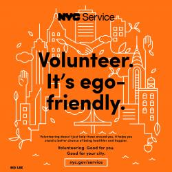 NYC Campaigns to Spur Community Service