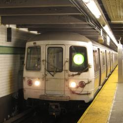 G Train Service Restored After Sandy Repairs