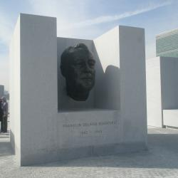 Four Freedoms Park Opens on Roosevelt Island