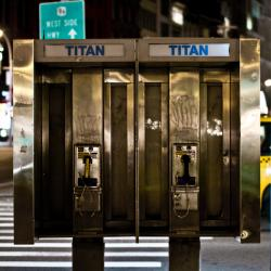 NYC Bringing Wireless Internet to Pay Phone Kiosks