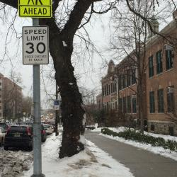 Bronx Assemblyman Calls On DOT to Remove Outdated Speed Limit Signs near NYC Schools