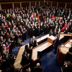 Obama's State of the Union: Tax Wealthy, Help Middle Class