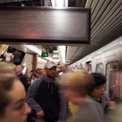 NYC Subway Lines 2, 5 Had Most 'Alerts' in 2011