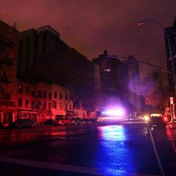 Sandy Cost NYC $154M In Overtime, Agency Says