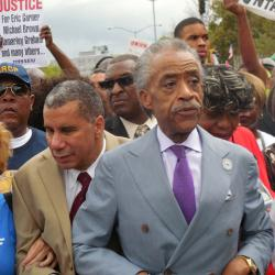 Sharpton Gathers Families of Men Killed by Police