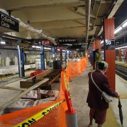 Air Quality Not Toxic at NYC Subway Site