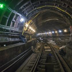 Cityscape:  Exploring What's Underground in NYC