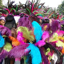 West Indian Day Parade Marred by Nearby Slaying