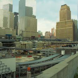 Final Steel Beam to be Lifted at 4 WTC Tower
