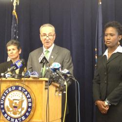 NY State Senator Schumer Calls for Program to Help Monitor Children with Autism