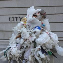 Plastic and Paper Bags May Face Ten Cent Fee in New York City