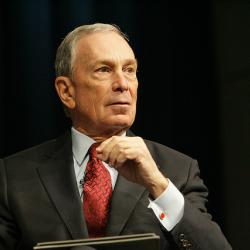 Bloomberg Staunchly Defends NYPD Policies