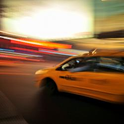 NYC Explores Ways to Curb Taxi Speeds