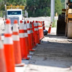 DOT Aims To Reduce Car Accidents Around Construction Sites