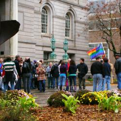 CT Judge Rules US Defense of Marriage Act Unconstitutional