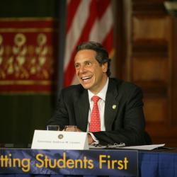 Cuomo: State Might Impose NYC Teacher Evaluations