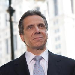 Governor Andrew Cuomo has Strong Approval from New Yorkers