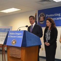 Klein: NYC Day Care Centers A Danger