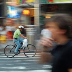 NYC Councilman Wants To Crack Down On Commercial Cyclists