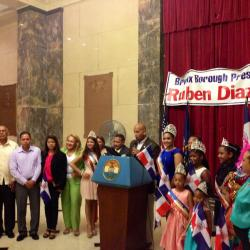 Bronx Kicks Off Dominican Pride Week