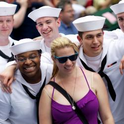 Fleet Week Hit by Federal Budget Cuts
