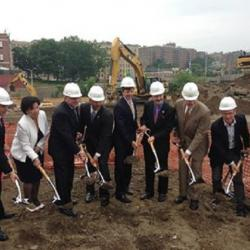 Ground Broken for New Bronx Shopping Center