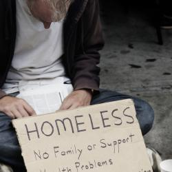 Personal Stories of Stigma: I'm Homeless