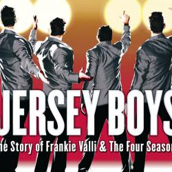 Broadway Groupies:  Addicted to Jersey Boys