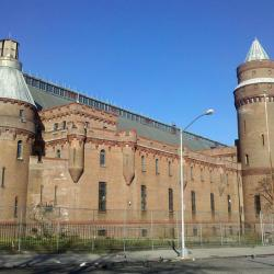 New York City Armory to Become Giant Ice Skating Center