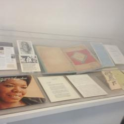 New Exhibit in Manhattan Pays Tribute to the Late Maya Angelou