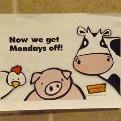 """New York City Council Members Push for City-Wide """"Meatless Mondays"""""""