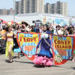 Mermaid Parade to Make Waves in Coney Island