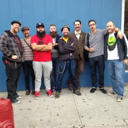 Cityscape:  Beards and Mos