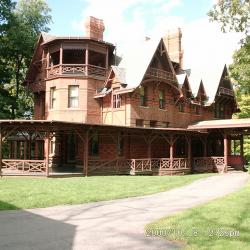 Mark Twain House Voted Favorite Conn. Destination