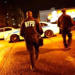 NYPD Studies Frisk-Decline Consequences