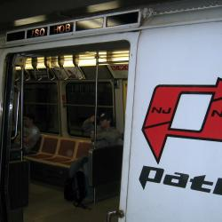 PATH Trains Return to Hoboken