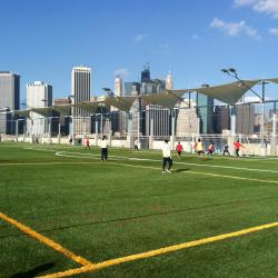 New Section of Brooklyn Bridge Park Opens