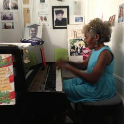 Harlem Resident Opens Her Home to the Public for Free Jazz Concerts