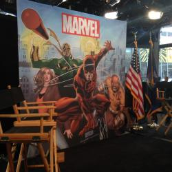Marvel Superhero Series Setting Up Shop in New York City