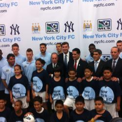 NYC Soccer Team Will Compete in 2015